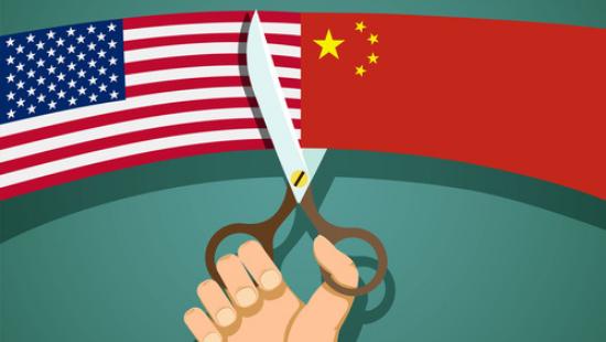 Cut US / China ties